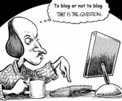 Blog or Not to Blog